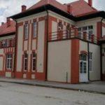 Rekonstruisana železnička stanica u Rumi